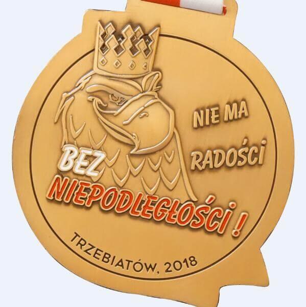 Marathion Running medals