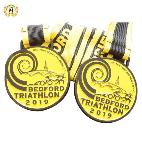 Ironman medal