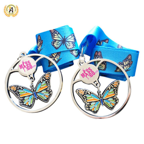 Dance medals