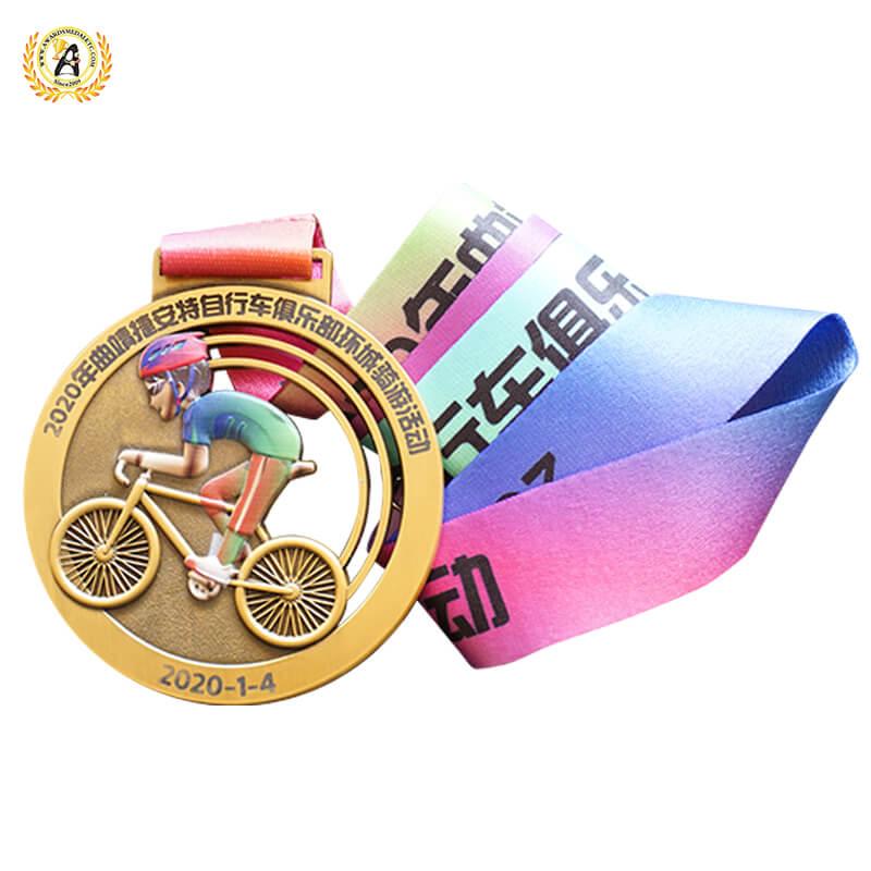 cycling medal