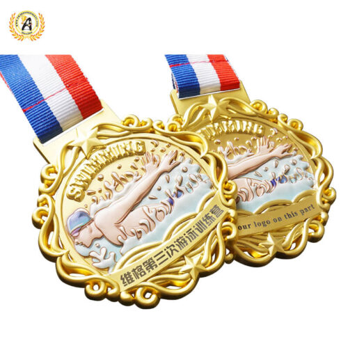 Swimming medals