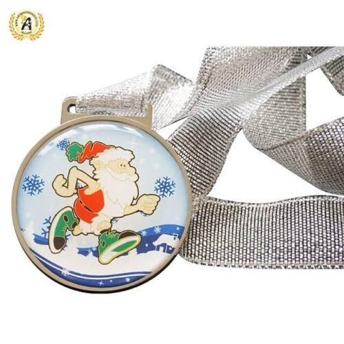 christmas medal