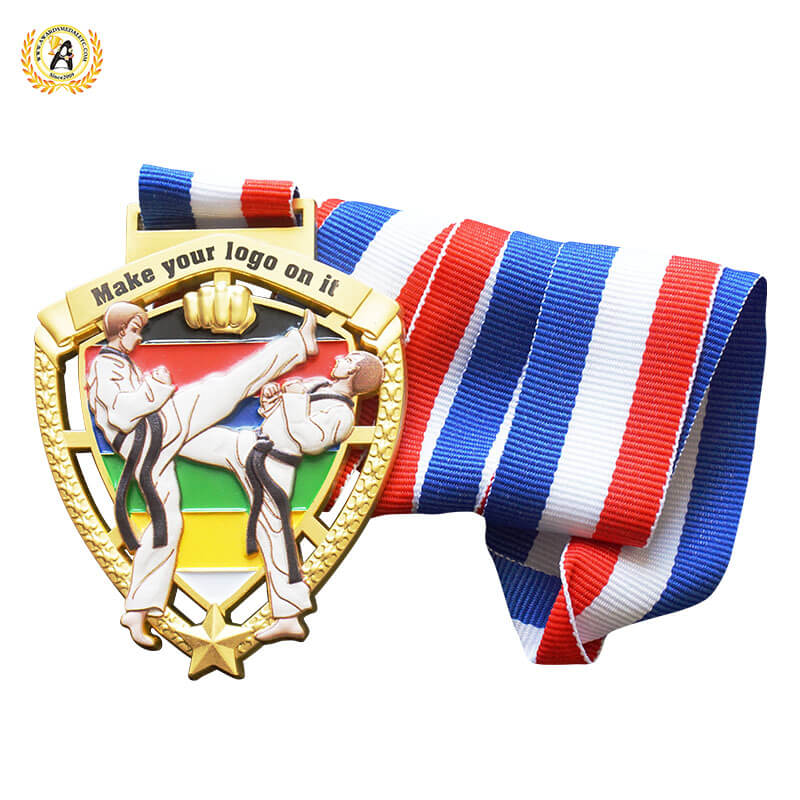 taekwondo medal