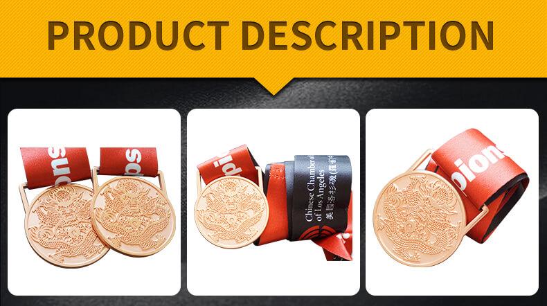 Custom Metal Award Medals